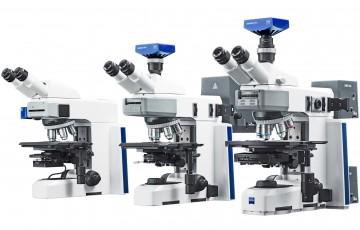 Carl zeiss hochleistungs mikroskope und kameras zeller laborgeräte
