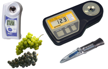 Weinrefraktometer