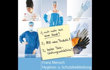 Franz Mensch Schutzbekleidung