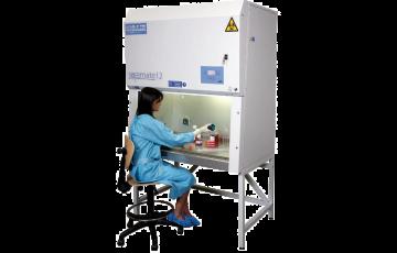mikrobiologische Sicherheitswerkbank Klasse 2_SafeMate